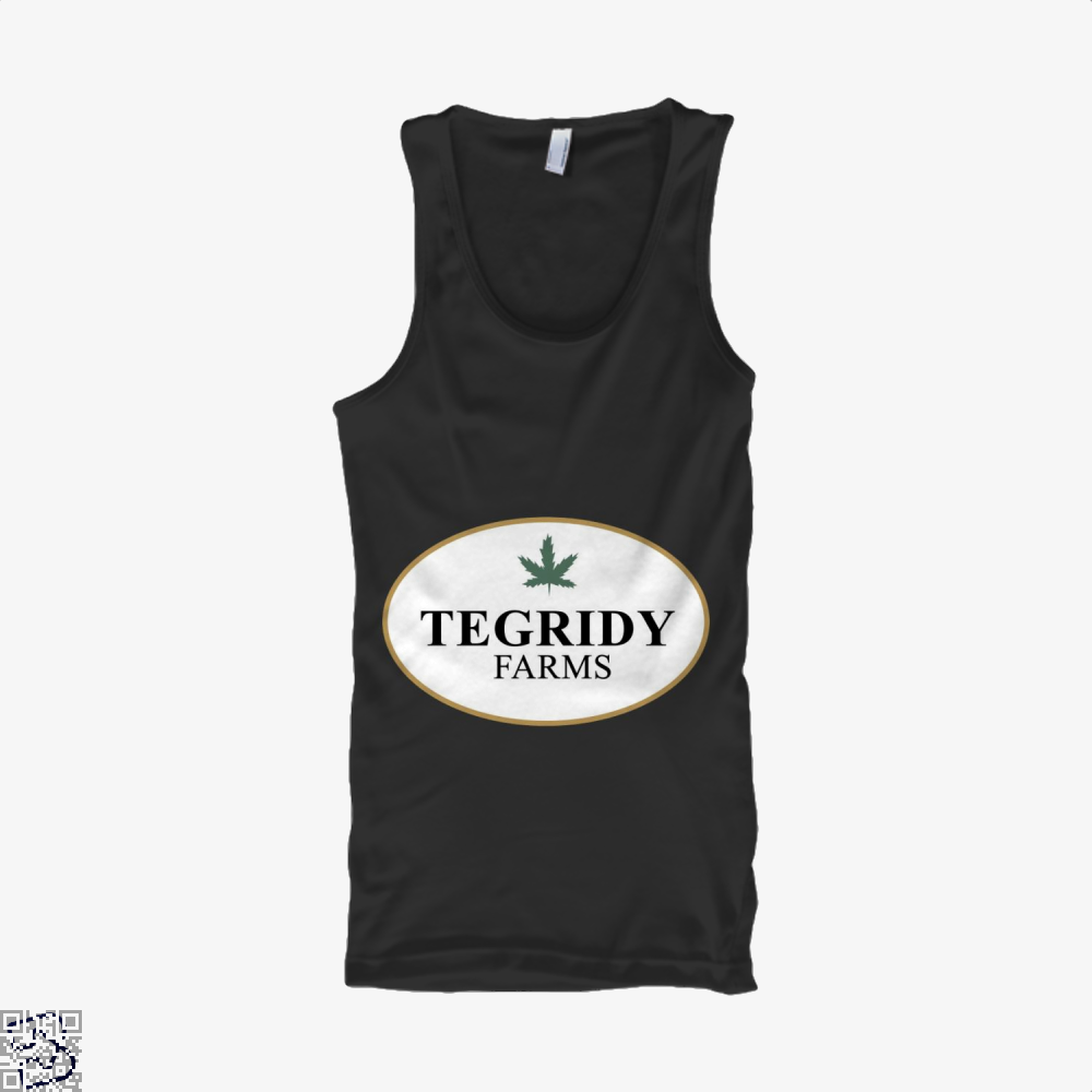 Tegridy Farms, Weed Tank Top