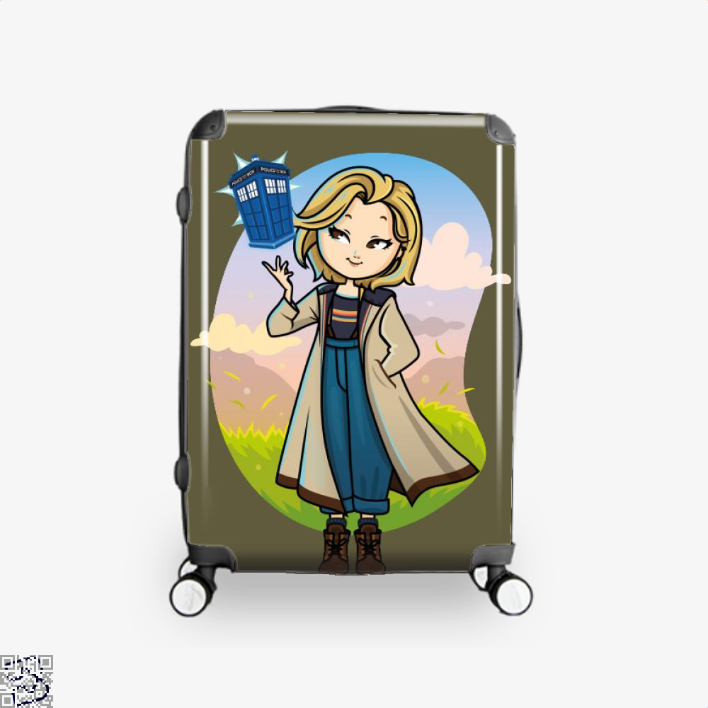 13th Doctor, Doctor Who Suitcase