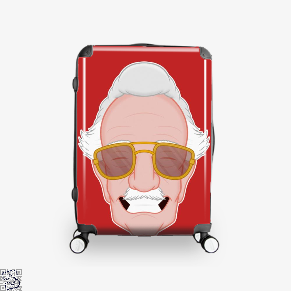 Stan The Man, Stan Lee Suitcase