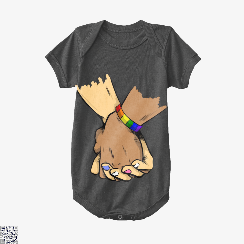 Stronger Together, Lgbt Baby Onesie