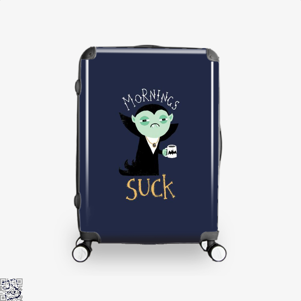 Mornings Suck, Vampire Suitcase