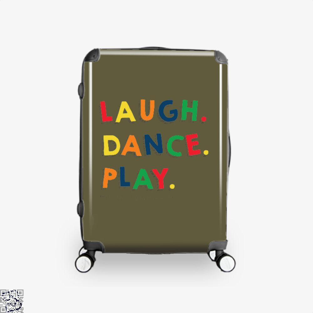 Laugh Dance Play, The Ellen Degeneres Show Suitcase