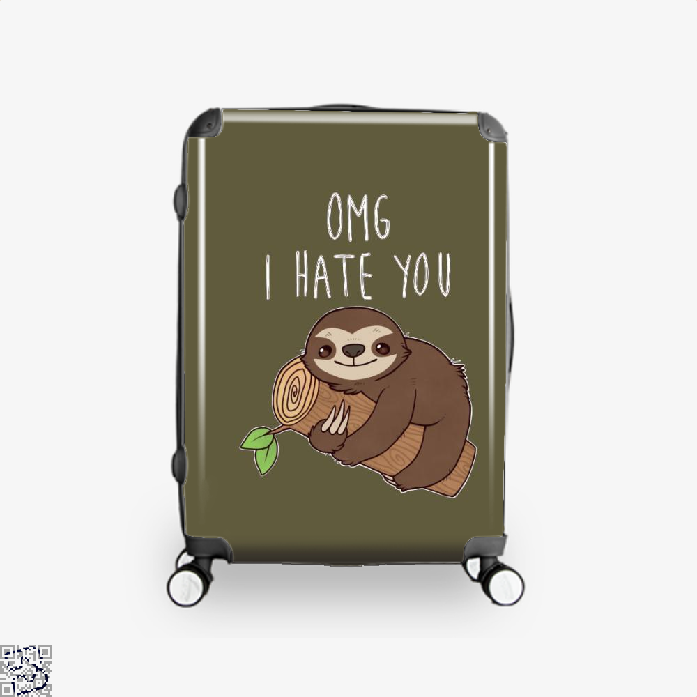 Hate Sloth, Sloth Suitcase