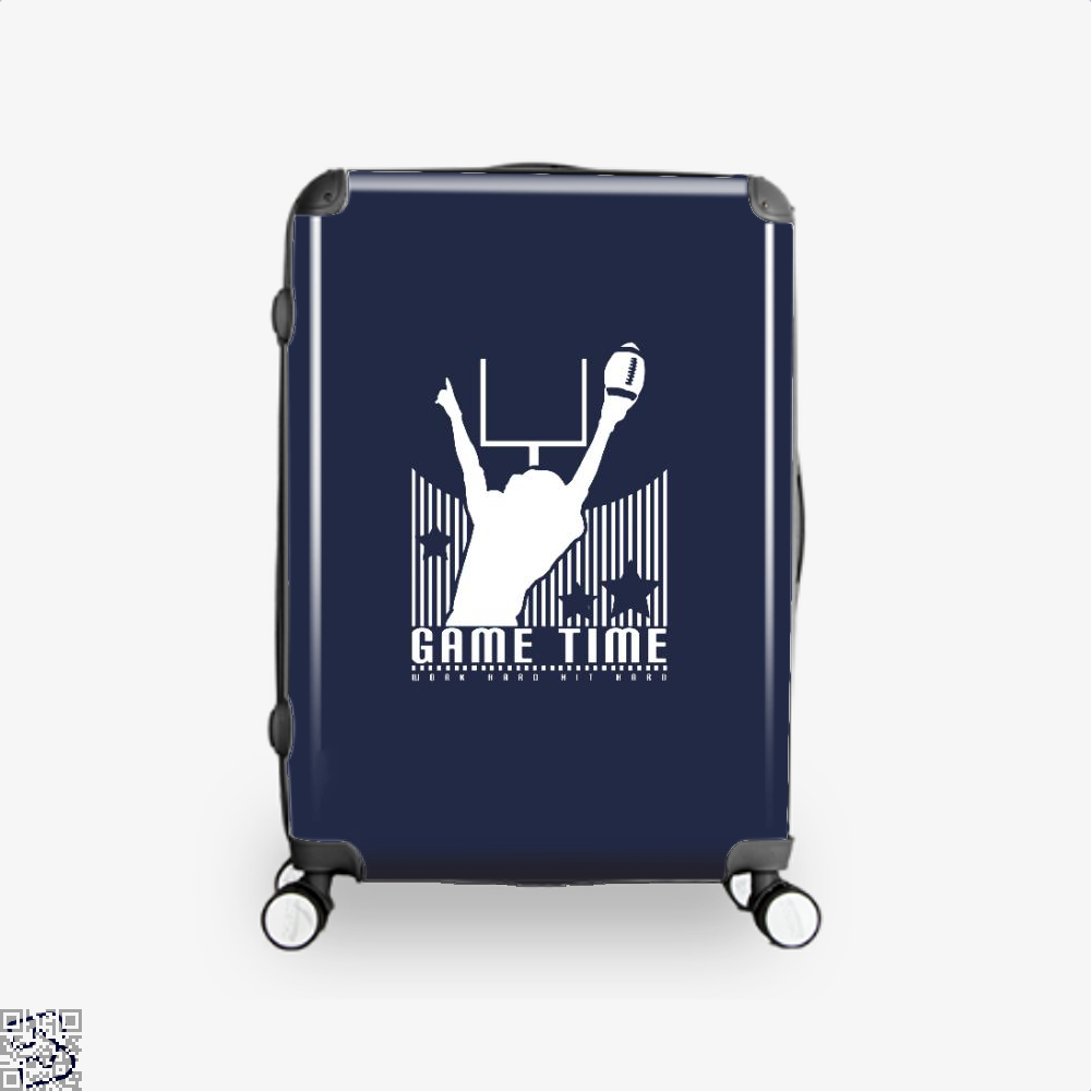 Game Time, Football Suitcase