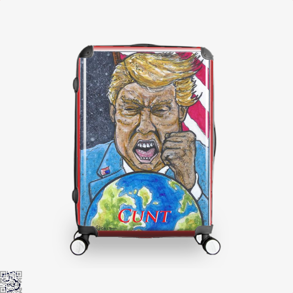 Trump, Donald Trump Suitcase