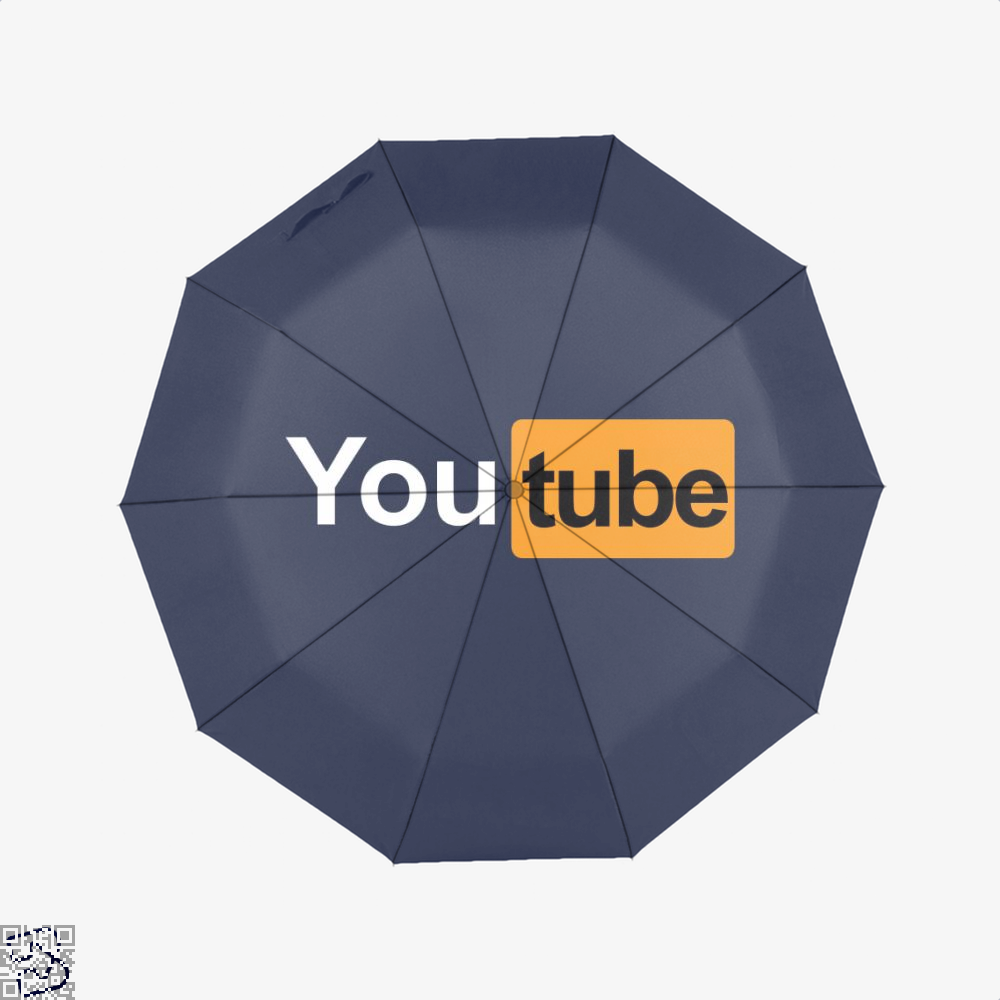 Youtube Pornhub Logo Parody, Pornhub Umbrella