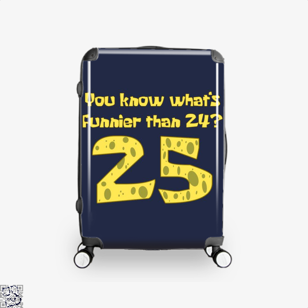 25, Spongebob Squarepants Suitcase