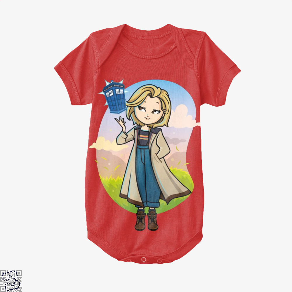 13th Doctor, Doctor Who Baby Onesie