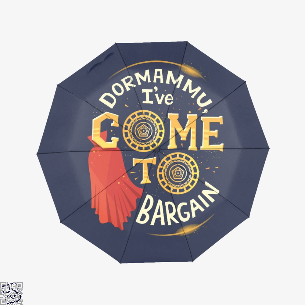 I've Come To Bargain, Doctor Strange Umbrella