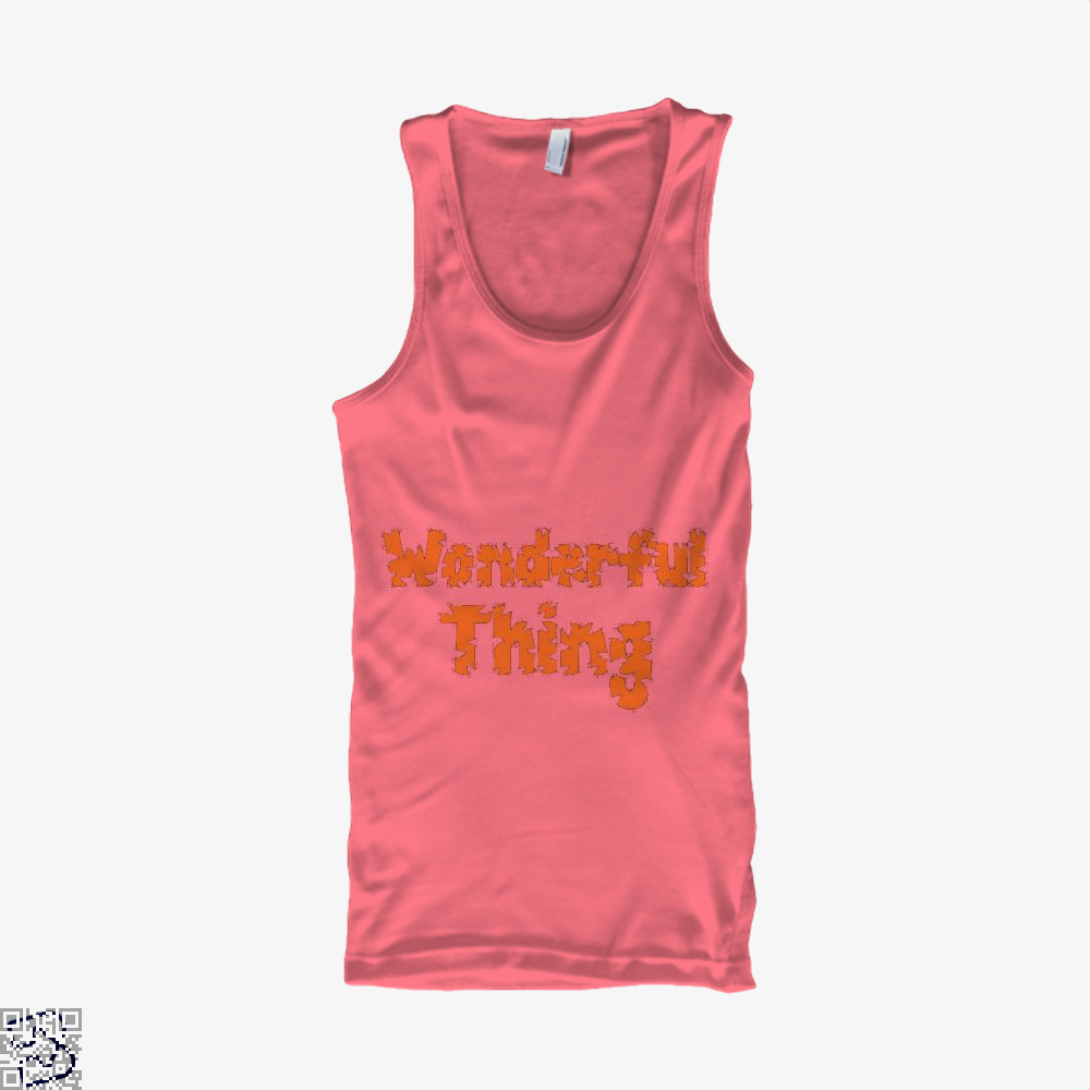 The Wonderful Thing About Tiggers, Winnie-the-pooh Tank Top