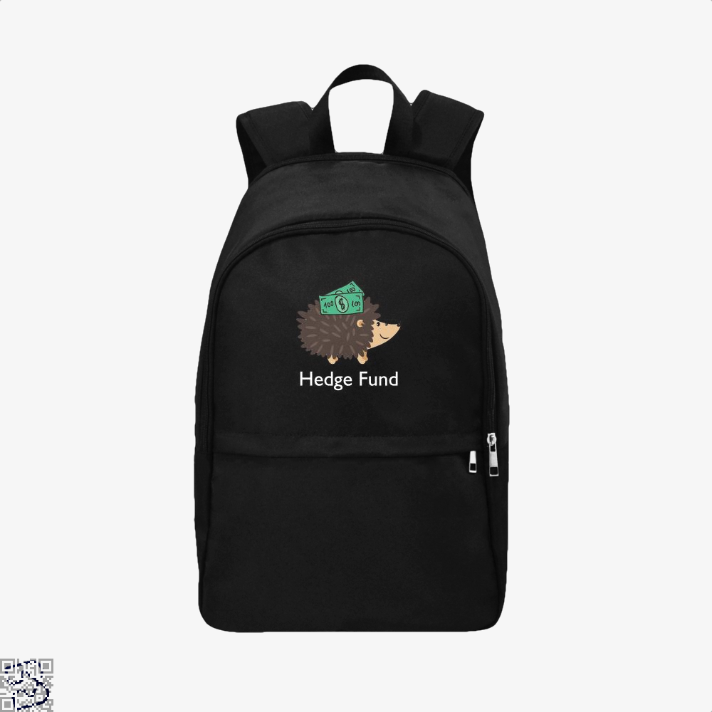 Hedge Fund Hedgehog, Hedge Fund Backpack