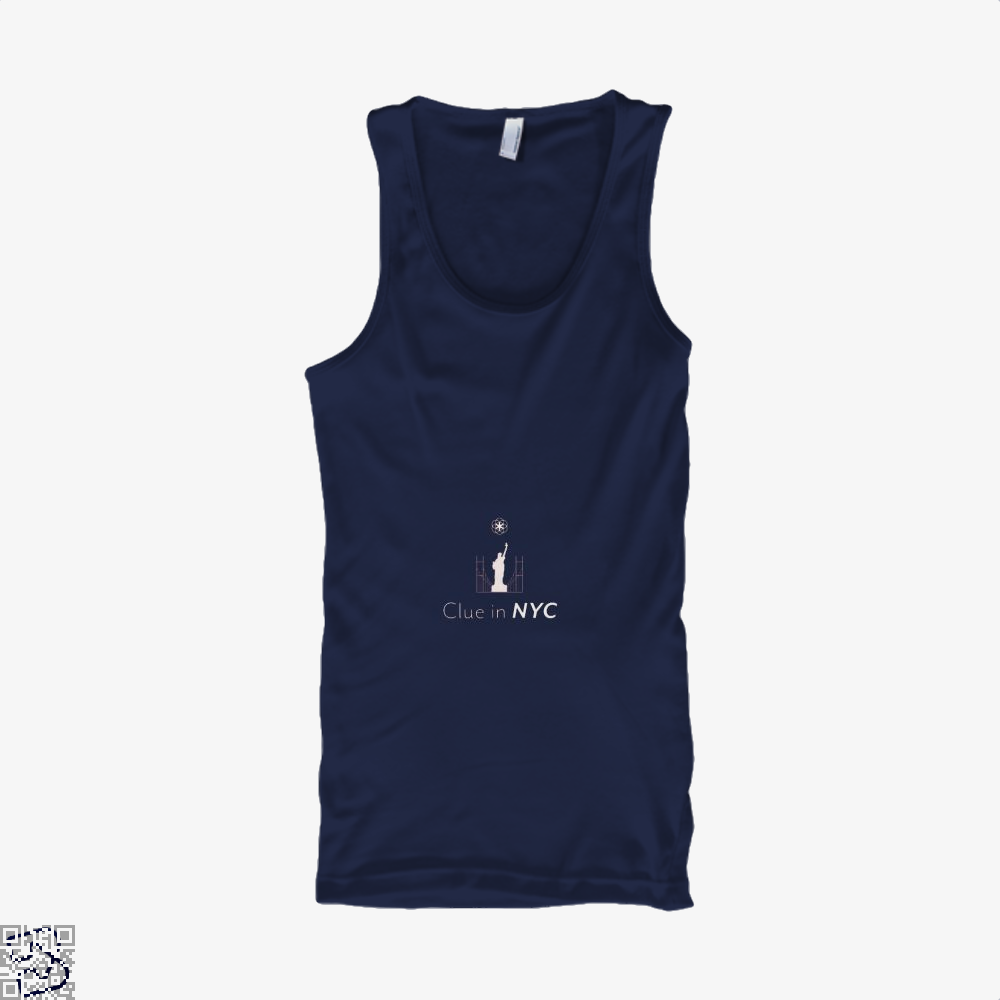 Skyline, New York City Tank Top