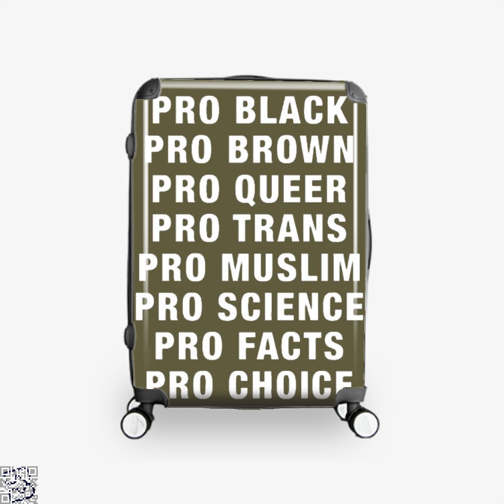 Pro Life, Lgbt Suitcase