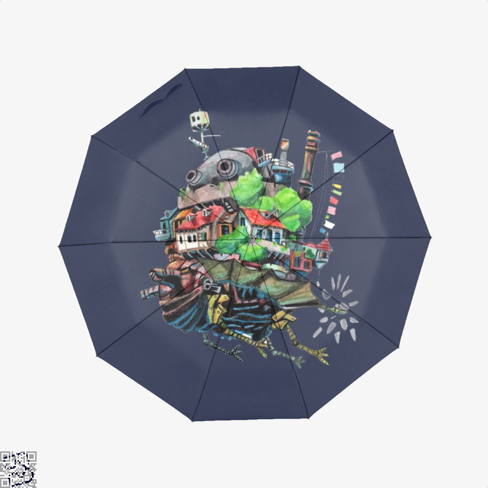 Howls Castle, Howl's Moving Castle Umbrella