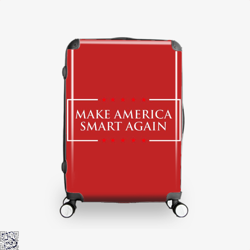 Make America Smart Again, Donald Trump Suitcase