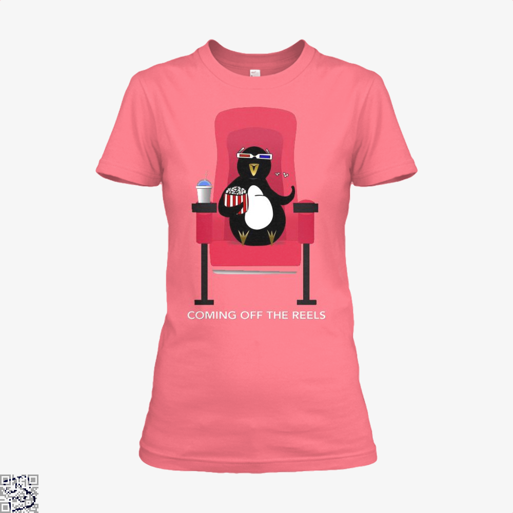 Knickerbocker At The Movies, Penguin Shirt