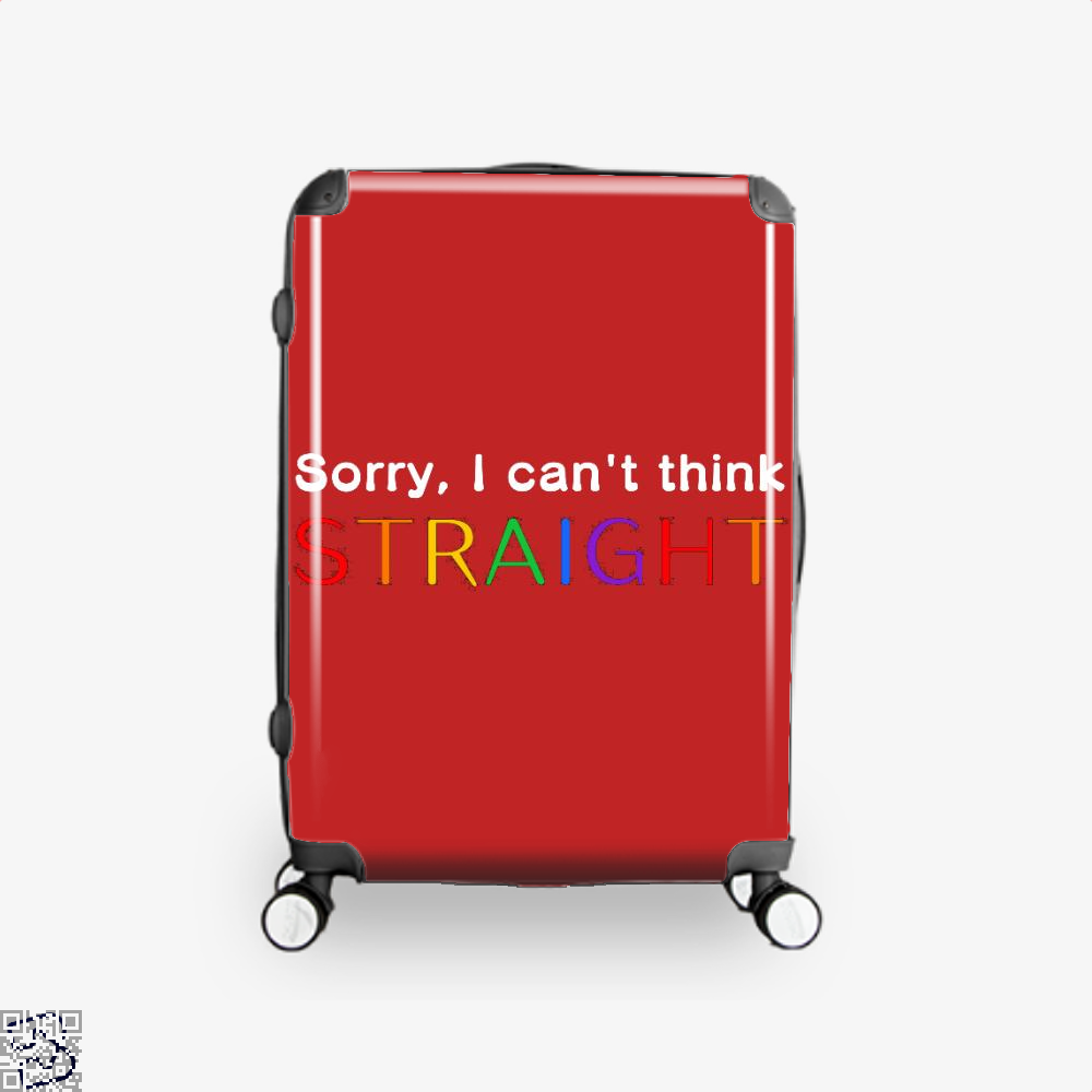 Sorry I Can't Think Straight, Lgbt Suitcase