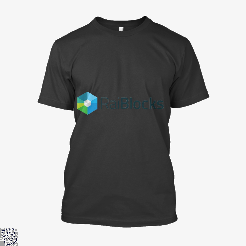 Raiblocks Crypto, Bitcoin Shirt