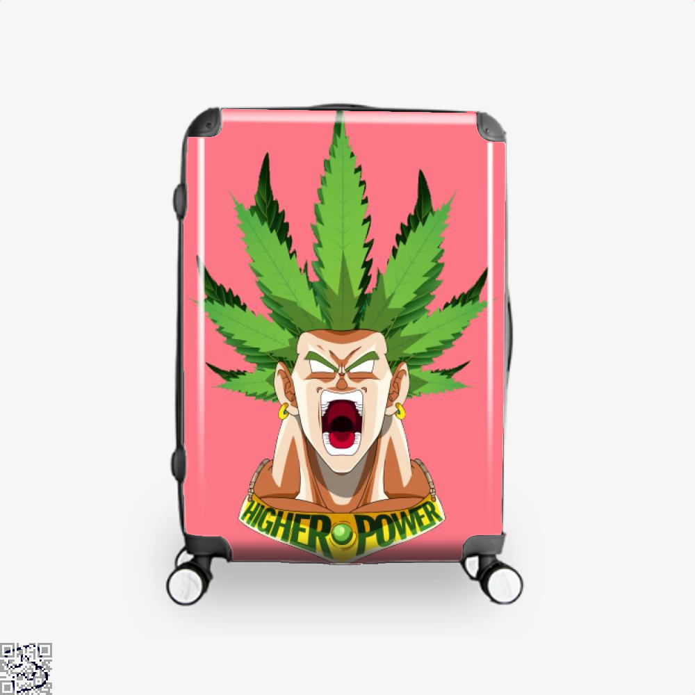 Higher Power, Weed Suitcase