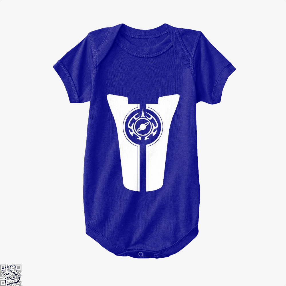 Ultimate Captain Marve, Captain Marvel Baby Onesie