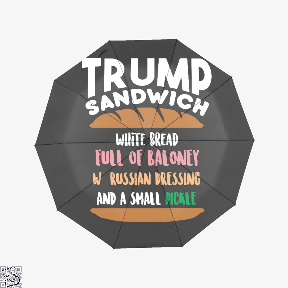 Trump Sandwich, Donald Trump Umbrella