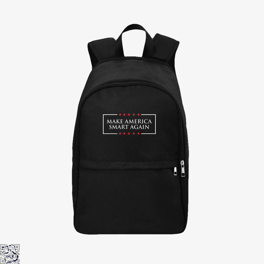 Make America Smart Again, Donald Trump Backpack