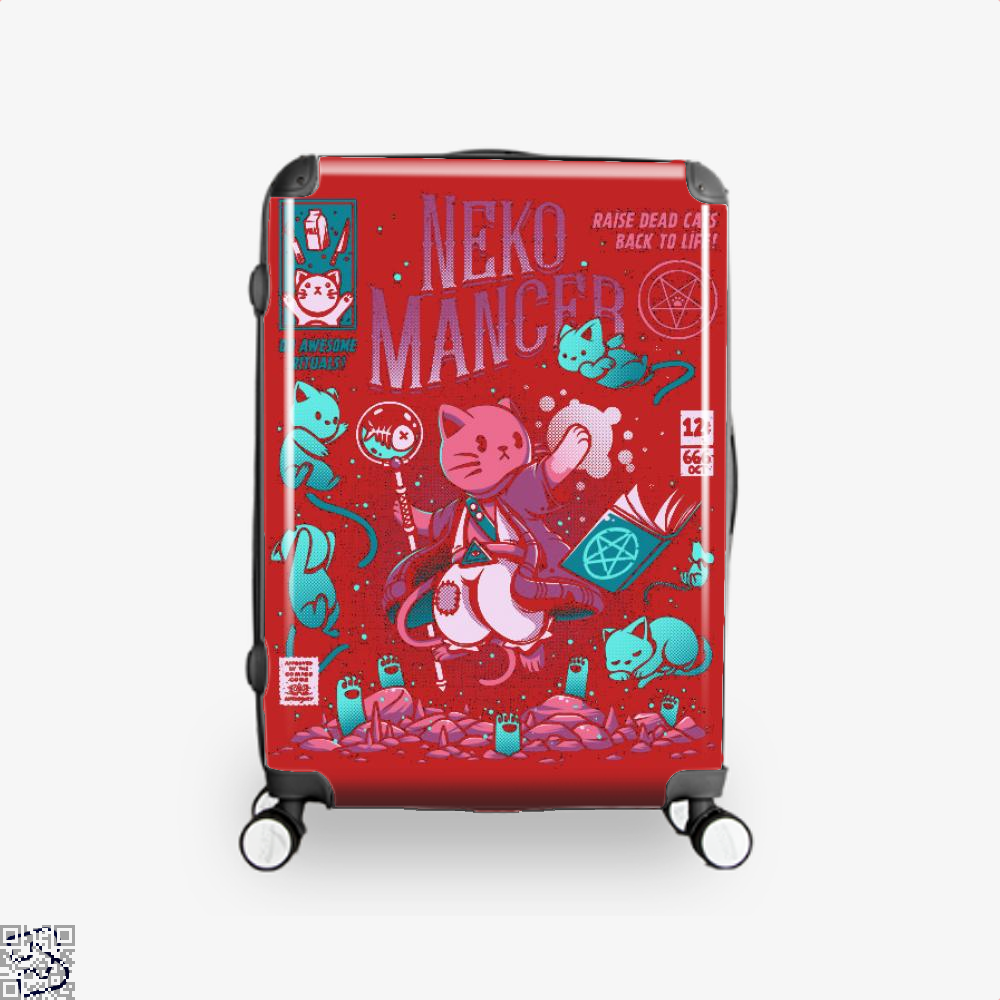 Nekomancer Cat Magician, Cat Suitcase