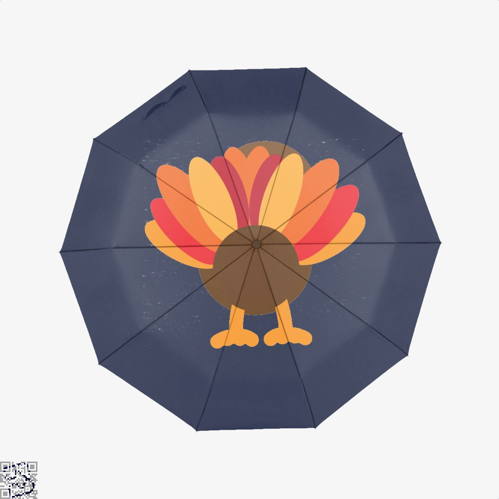 Turkey Butt, Turkey Umbrella