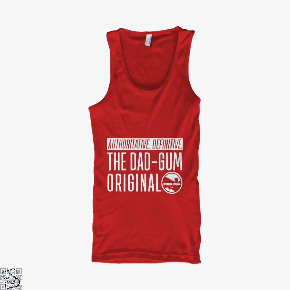 The Dad Gum Original, Batman Tank Top