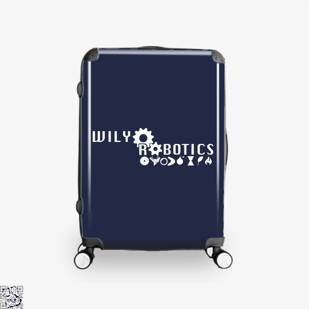 Wily Robotics With Weapons, Megaman Suitcase