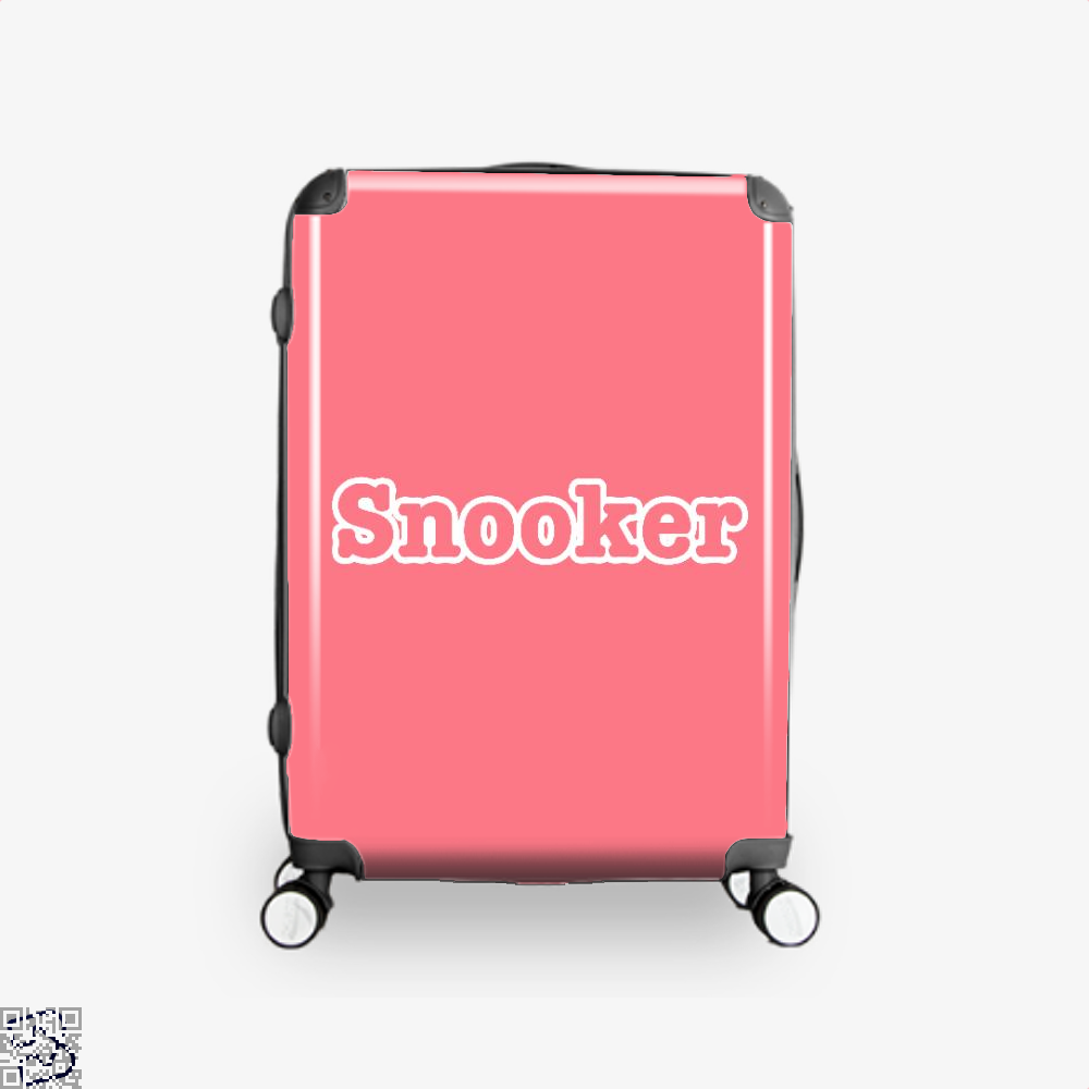 Snooker, Snooker Suitcase