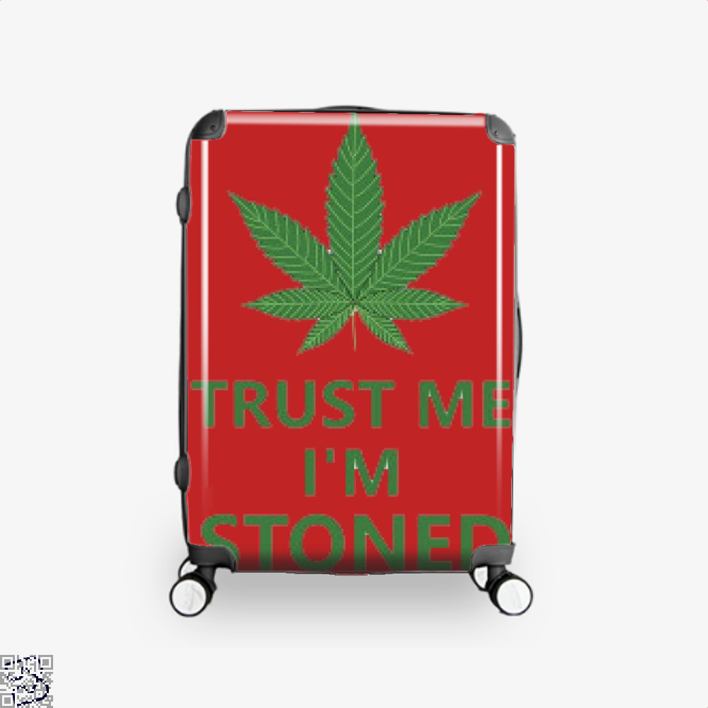 Trust Me I'm Stoned, Weed Suitcase
