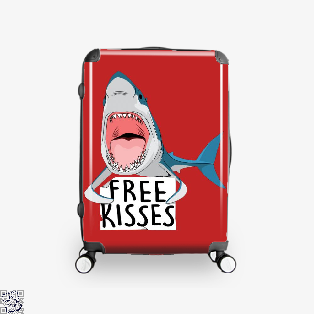 Free Kisses, Shark Suitcase