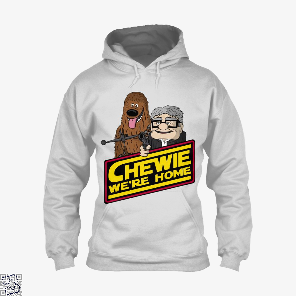 We Are Home, Up Hoodie