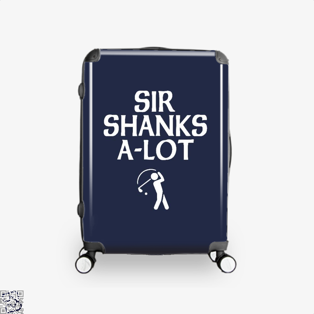 Sir Shanks A Lot Golf, Golf Suitcase