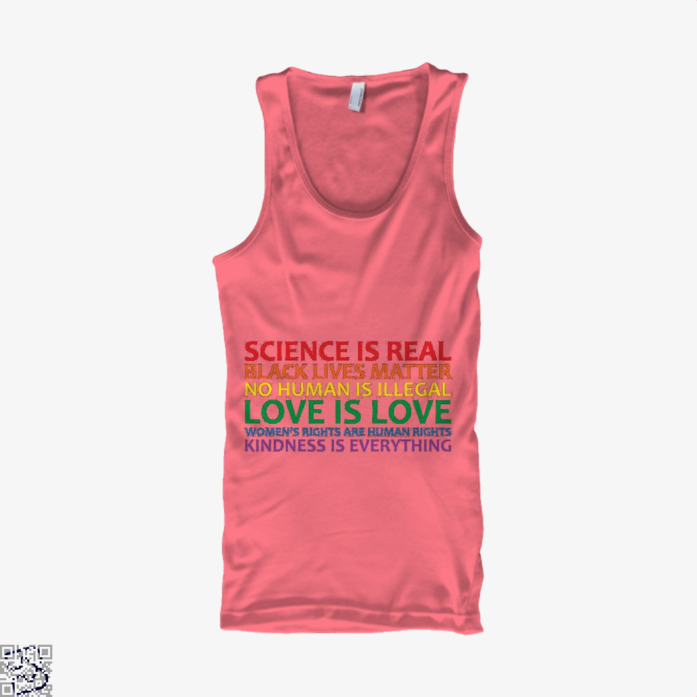 Human Rights World Truths, Feminism Tank Top