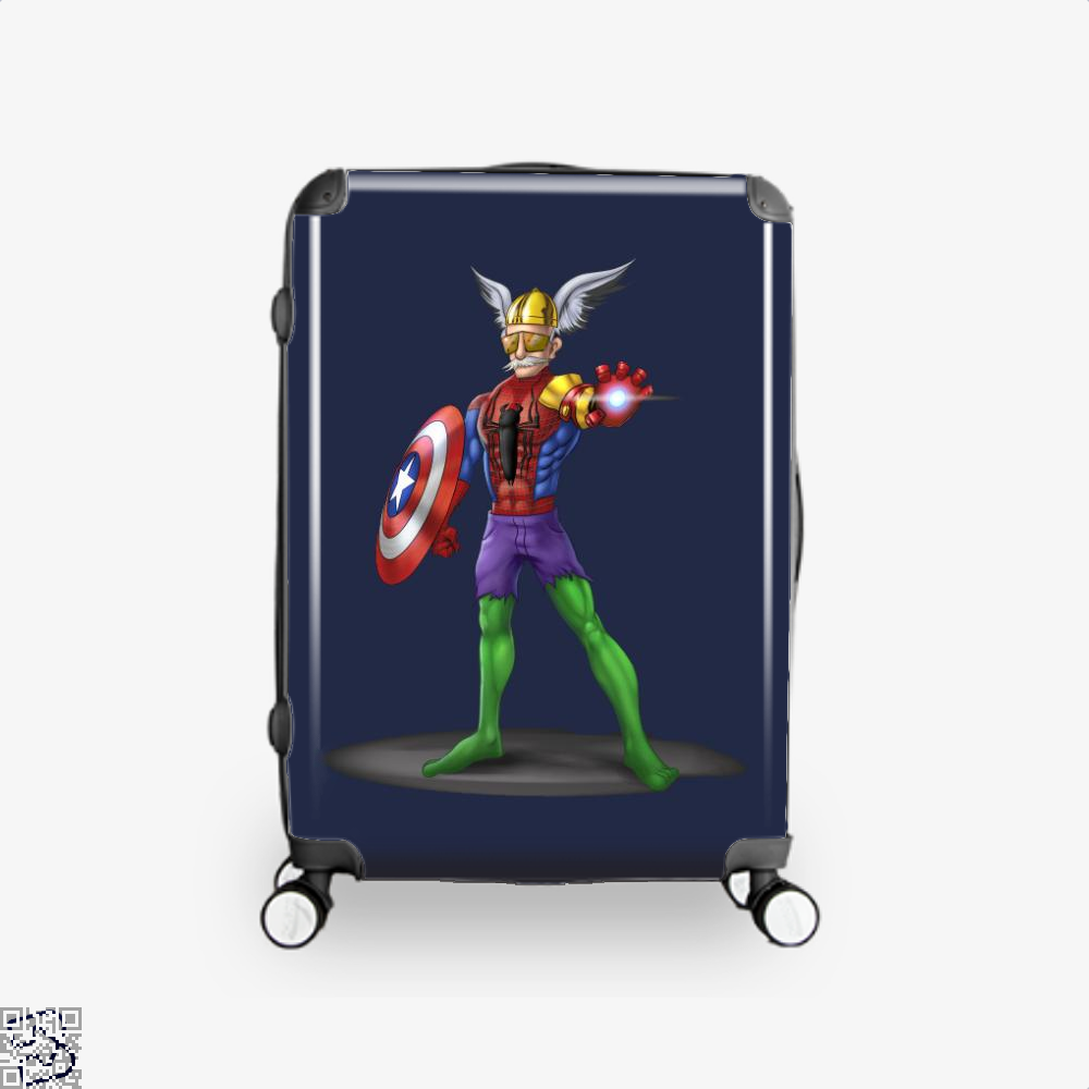 Excelsior!, Stan Lee Suitcase