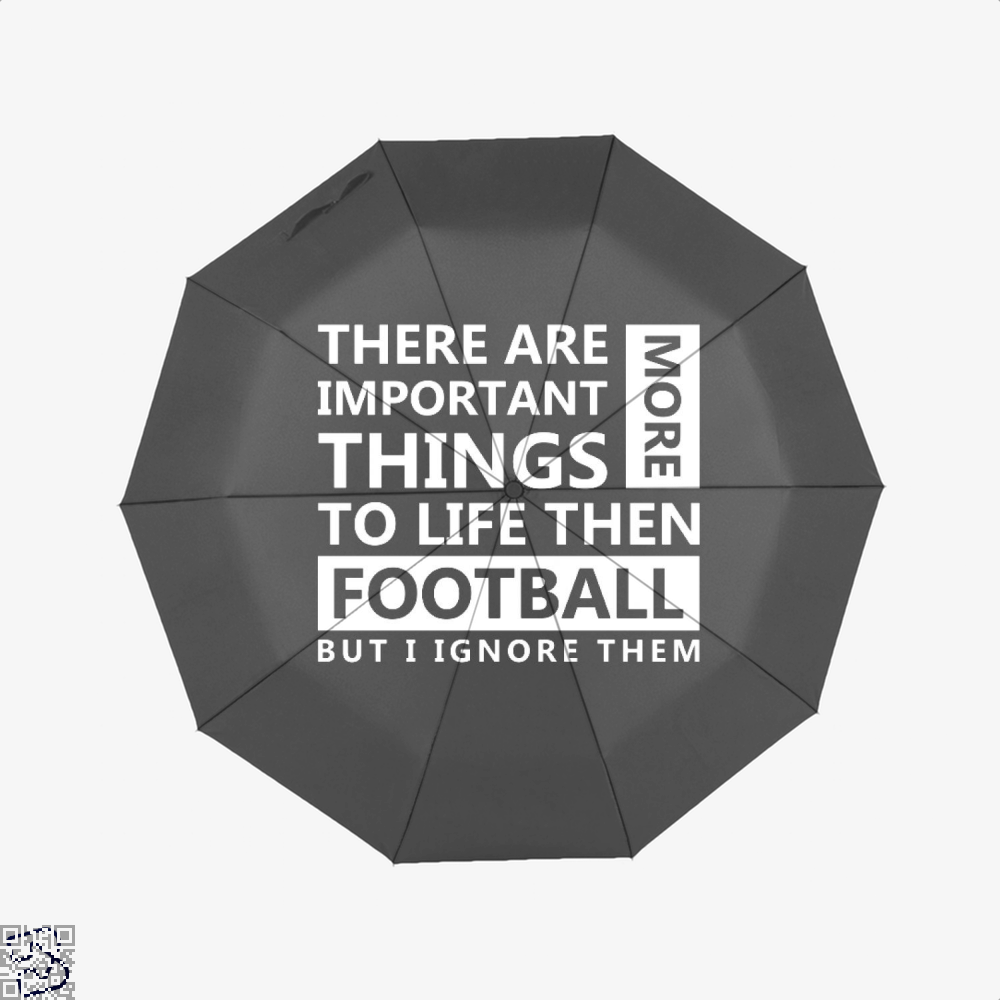 Football Love, Football Umbrella
