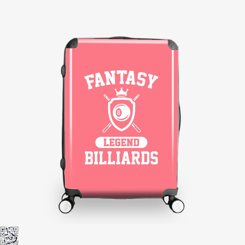 Fantasy Billiards Champion, Snooker Suitcase