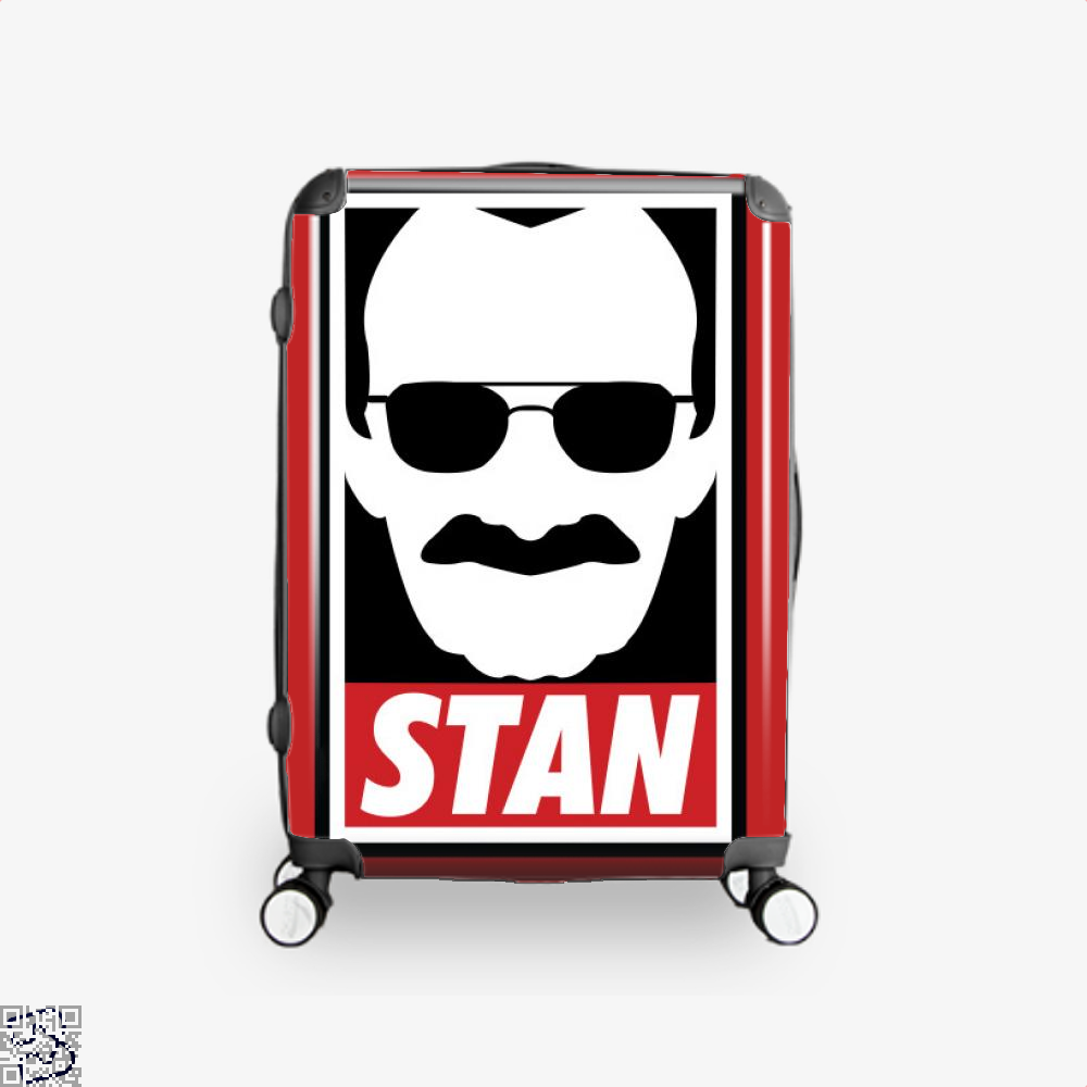 Stan, Stan Lee Suitcase