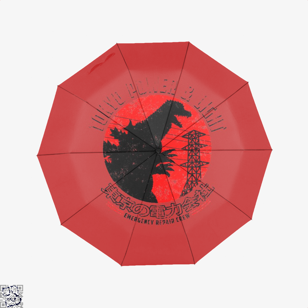 Tokyo Power And Light, Godzilla Umbrella