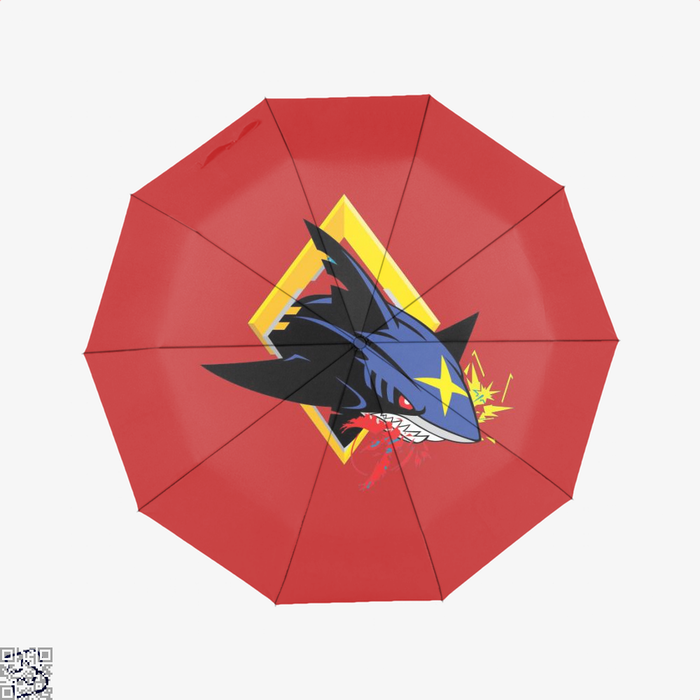 Team Sharpedo, Shark Umbrella