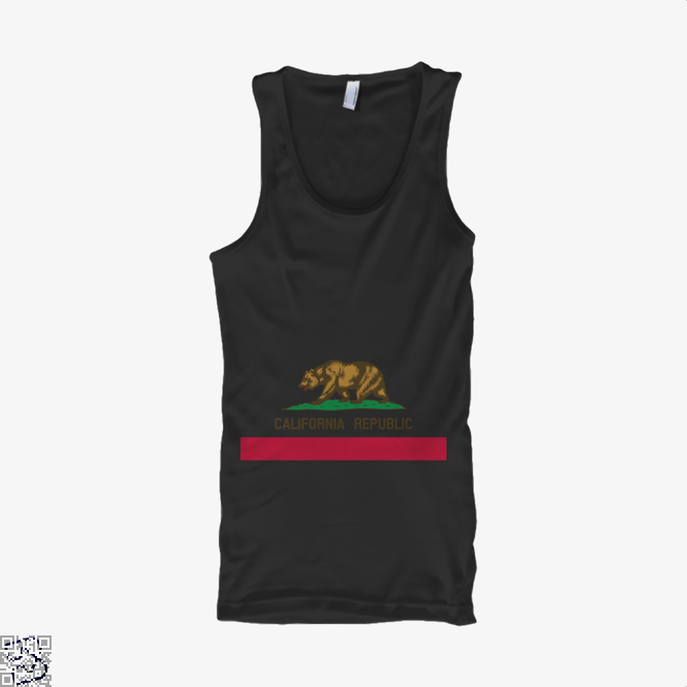 Republic, California Tank Top