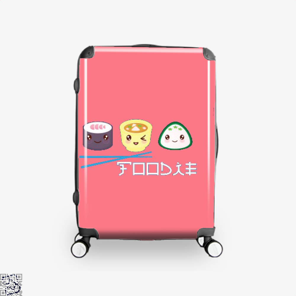 Fun Foodie, Sushi Suitcase