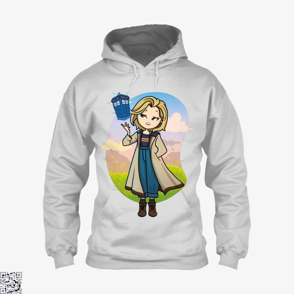 13th Doctor, Doctor Who Hoodie