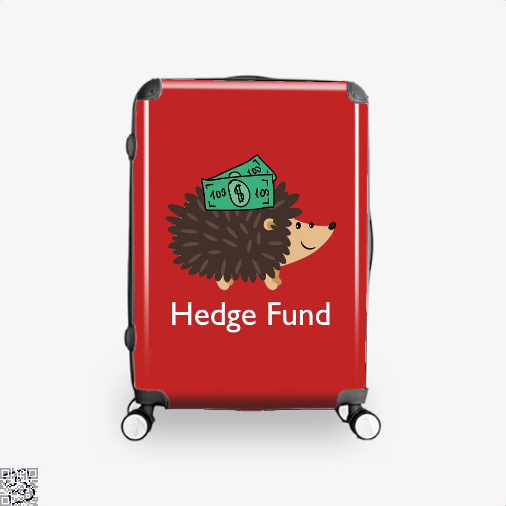 Hedge Fund Hedgehog, Hedge Fund Suitcase