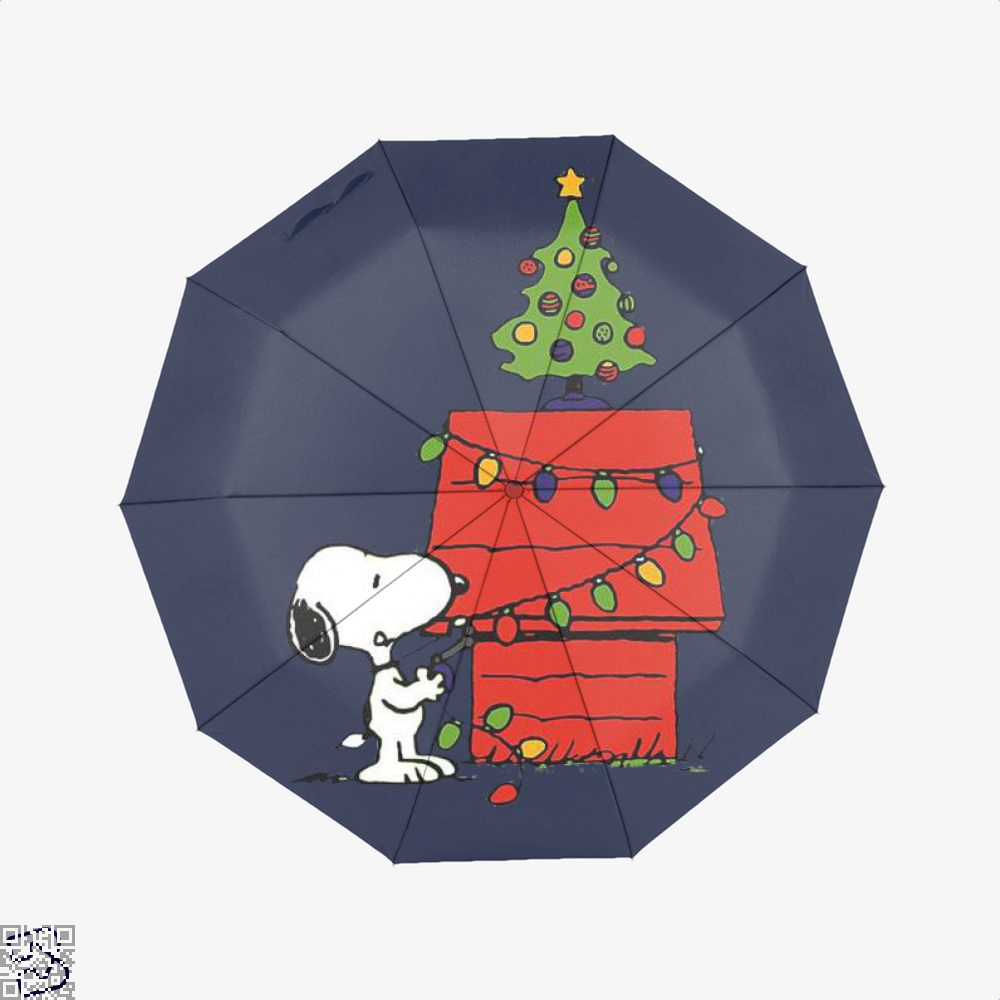 Christmas Snoopy Lights, Snoopy Umbrella