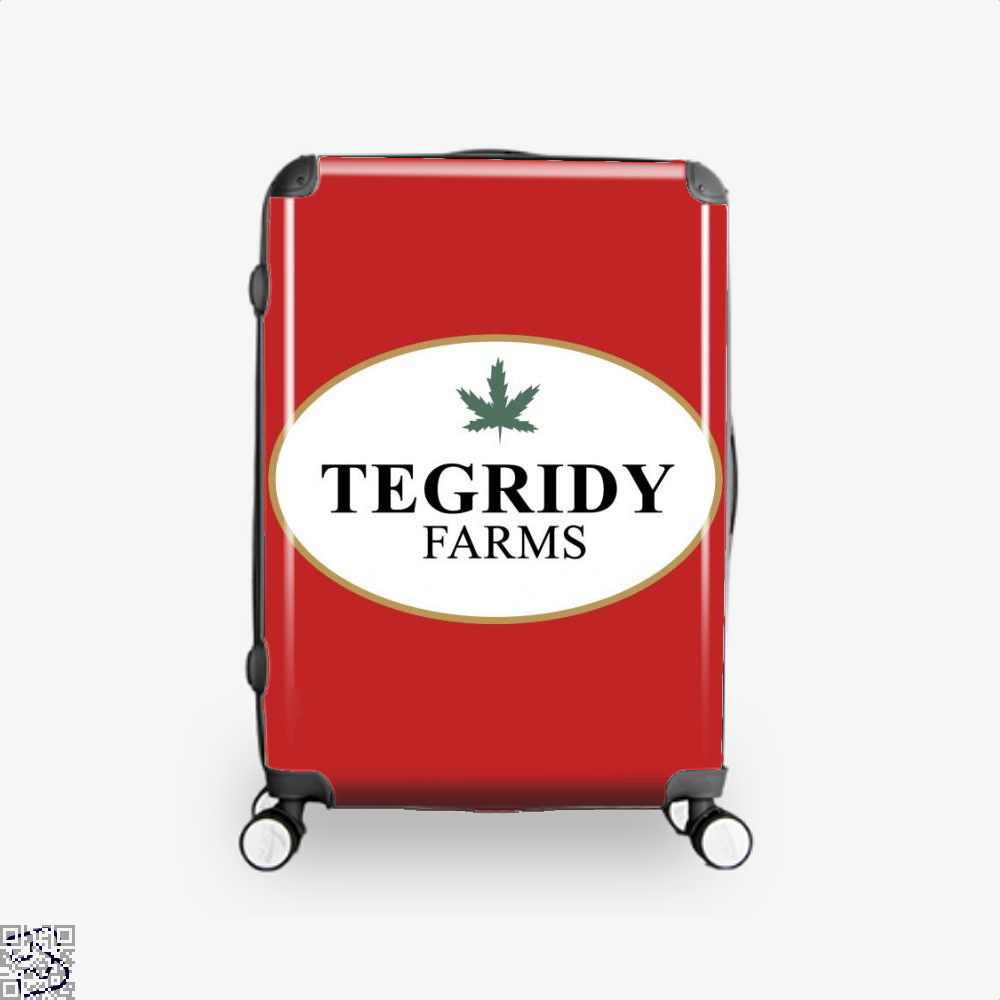 Tegridy Farms, Weed Suitcase