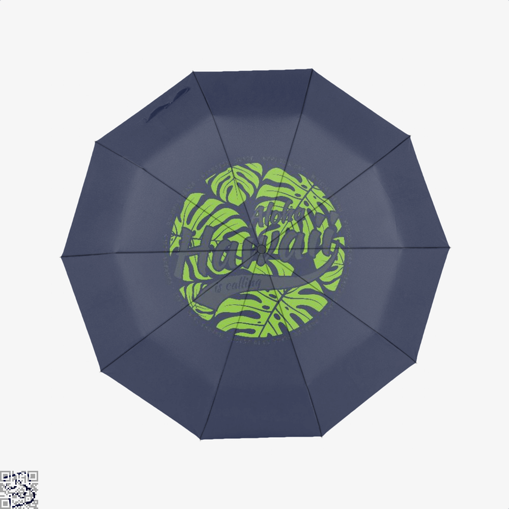 Hawaii Is Calling, Hawaii Umbrella
