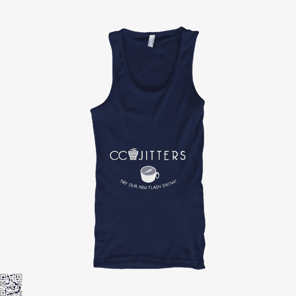 Grab A Quick Pick Me Up, Drink Tank Top